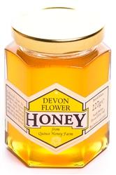 Devon Flower Honey, clear