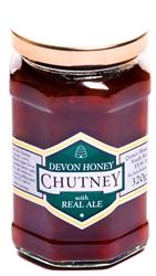 Devon Honey & Real Ale Chutney 320g