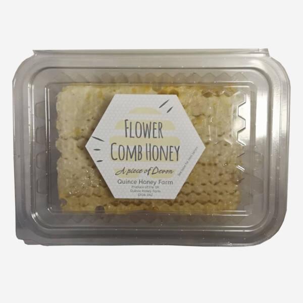 Devon Flower Comb Honey