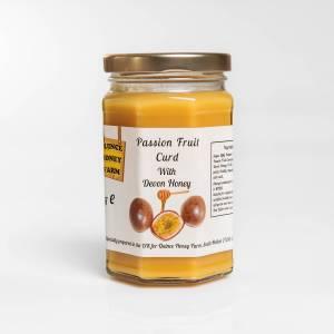 passion fruit curd