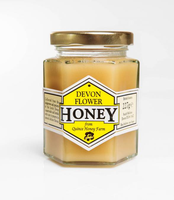 devon flower honey 227g set