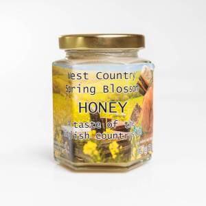 spring blossom honey