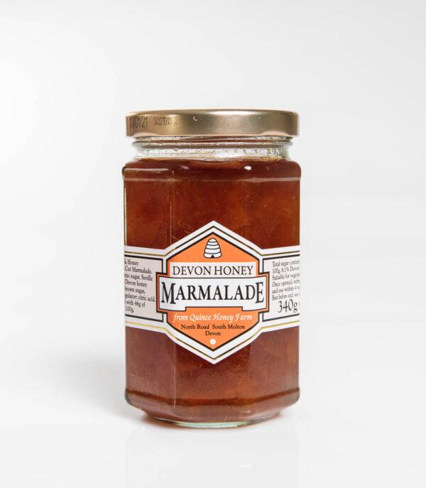 devon honey marmalade 340g