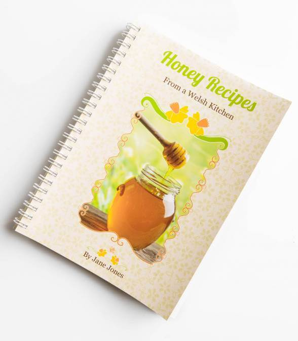 Honey Recipes by Jane Jones