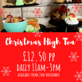 Christmas High Tea!
