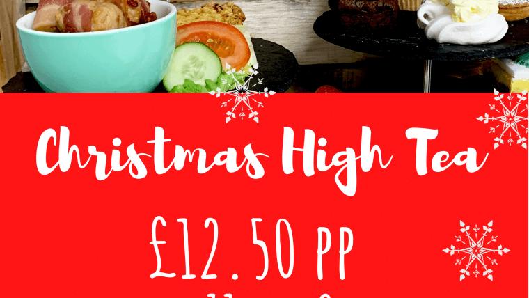 Christmas High Tea!