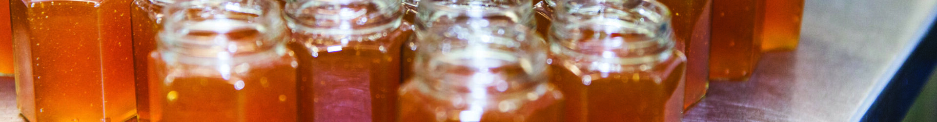 honey factory jars